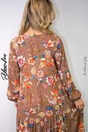 Picture of Vestido FERRARA camel
