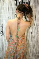 Picture of Vestido ROMA Yoga Terracota