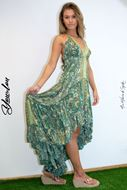 Picture of Vestido ROMA Lotus Verde