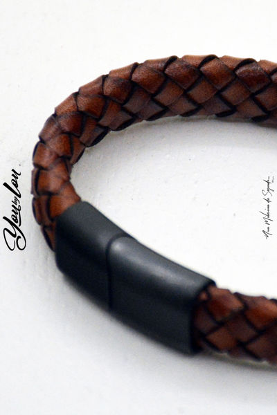 Picture of Pulseira Leather Clip 08
