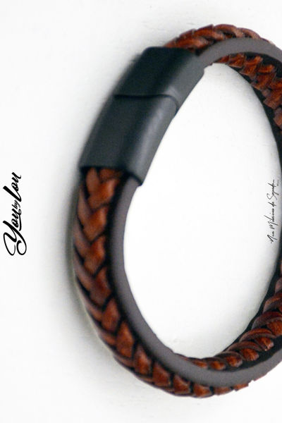 Picture of Pulseira Leather Clip 09